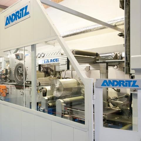 Andritz opens spunlace technical center