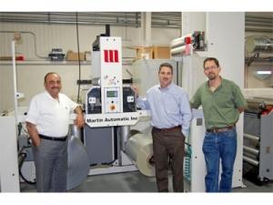 Label Technology adds third Martin splicer