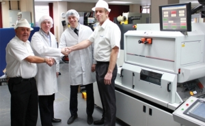 ABG announces first UK SabreXtreme installation