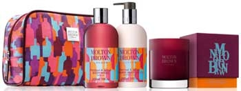 Molton Brown Celebrates 40th Anniversary With Patchouli & Saffron Collection