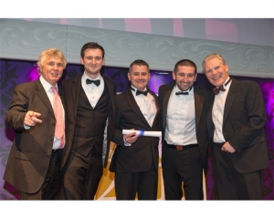 Sandon wins EIFA Supplier of the Year Award