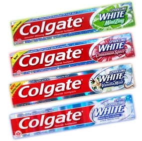 Oral Care Driving Business at Colgate