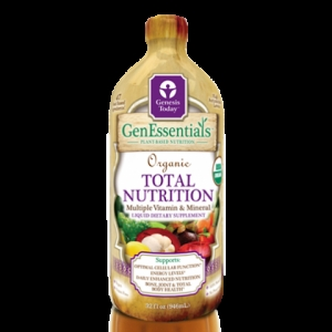 Genesis Today Launches GenEssentials Organic Total Nutrition