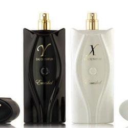 Emeshel's X and Y Fragrances Hit US