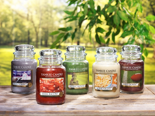 Yankee Candle Adds on to 'Man' Collection