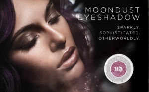 Urban Decay Launches Moondust Eyeshadow