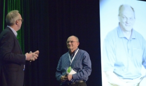 Suite 12.1 launched, Simon James honored at Eskoworld