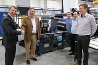 Turbel NV purchases another Gallus press