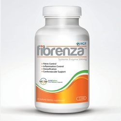 HCP Formulas Introduces Fibrenza Systemic Enzyme