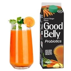 GoodBelly Premieres New Carrot Ginger Probiotic Juice Drink