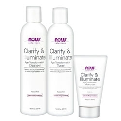 NOW Solutions Introduces Clarify and Illuminate Skin Care Line