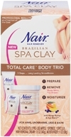 Nair Adds New Brazilian Spa Clay Products