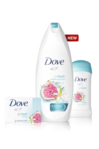 Dove Rolls Out New Scent