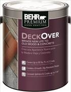 BehrPro Introduces Premium Deckover