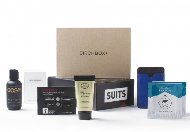 Birchbox Teams Up with 'Suits'
