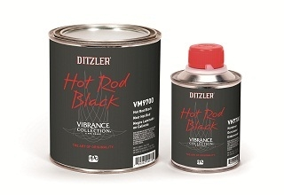 PPG Introduces Ditzler Hot Rod Black Topcoat