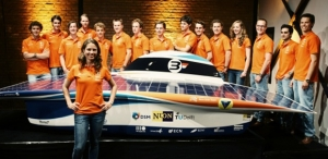 AkzoNobel Coatings Helps Create Nuna 7 Solar Vehicle for World Solar Challenge
