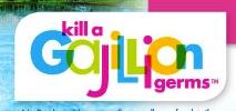 Purell Targets A Gajillion Germs