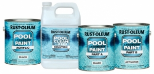 Rust-Oleum Introduces Pool Paint Product Line