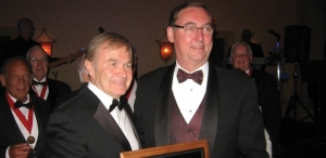 Flint Group's Bill Miller Receives NAPIM's Ault Award