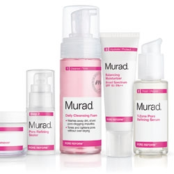 Murad Offers Pore Reform Regimen