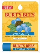 Blueberry and Dark Chocolate Big at Burt's Bees
