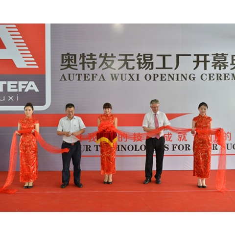 Autefa Solutions continues expansion in China