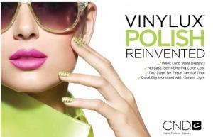 CND Debuts Vinylux
