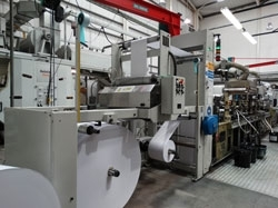 Textile specialist develops new printed