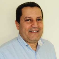 CPL Aromas named Akram Khadr as sales manager for Egypt