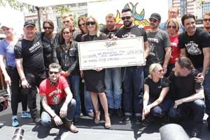 Kiehl's LifeRide for amfAR Cruises The Pacific Northwest
