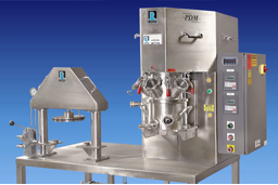 Turnkey Systems for Accelerated High-viscosity Mixing and Discharge