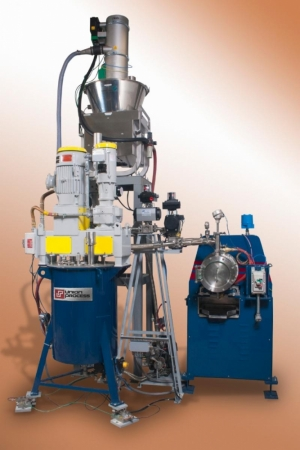 Union Process Builds DMQX-Mill with Feeder System and Automated PLC Controls