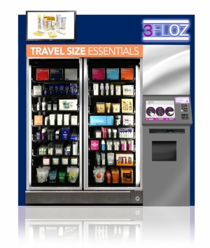 3FLOZ Launches Fully Automated Retail Stores