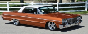 Chevy Impala Receives Honors at Goodguys PPG Nationals