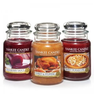 Yankee Candle Gives Thanks Early