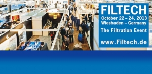 FILTECH 2013 to Highlight Innovations in Filtration Technology