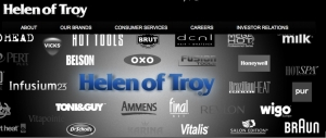Helen of Troy Posts Gains for Q3, Six Months