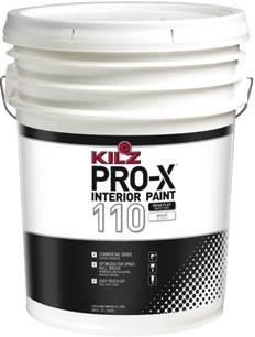 KILZ PRO-X 100 Series Interior Paint Formula