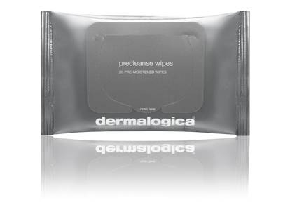 Dermalogica introduces PreCleanse wipes