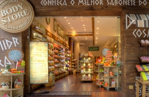 Body Shop Buys Stake in Emporio Body Store