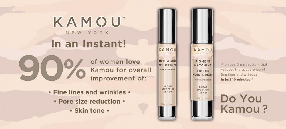 Kallini Beauty Debuts Kamou