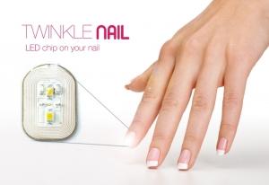 Twinkle, Twinkle Little Nail