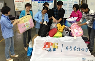 PPG Donates Winter Supplies to Yushu County in China for Sixth Consecutive Year