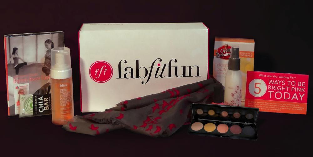 Giuliana Rancic Curates 'FabFitFun' VIP Box