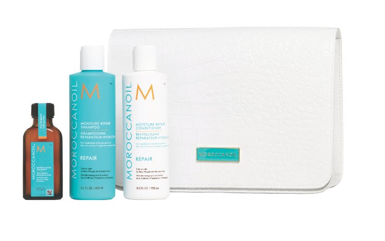 Moroccanoil Rolls Out Holiday Kits