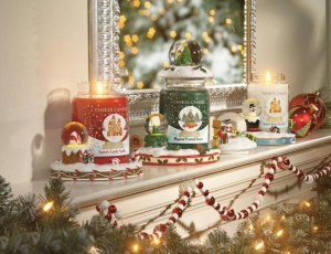 Yankee Candle Debuts Snow Globes Collection