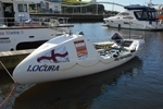 AB Graphic sets sail for charity