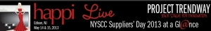The NYSCC Suppliers