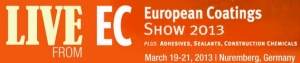 European Coatings Show 2013